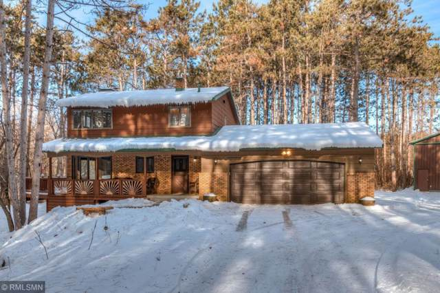 826 Badlands Road, Hudson Twp, WI 54016 (MLS #5352558) :: The Hergenrother Realty Group