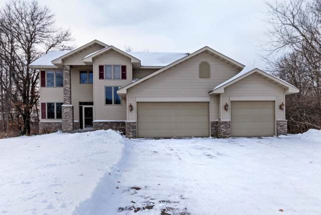 824 Hidden Lake Road, Hudson Twp, WI 54023 (MLS #5353760) :: The Hergenrother Realty Group
