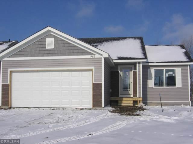 969 Breckenridge Lane, Montrose, MN 55363 (#5431013) :: The Odd Couple Team
