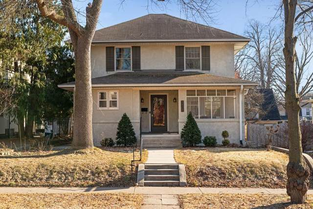 1418 Lincoln Avenue, Saint Paul, MN 55105 (#5431366) :: The Odd Couple Team