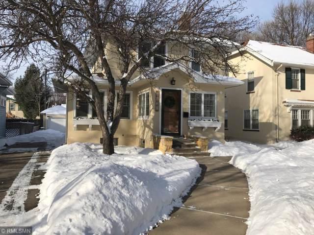 4424 Aldrich Avenue S, Minneapolis, MN 55419 (#5432816) :: The Odd Couple Team