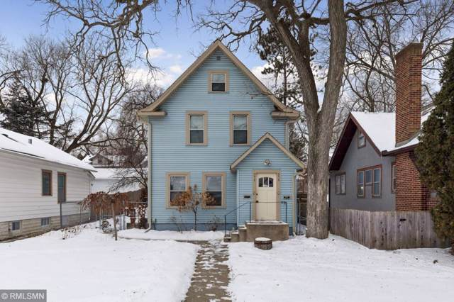 4410 Blaisdell Avenue, Minneapolis, MN 55419 (#5433207) :: The Sarenpa Team