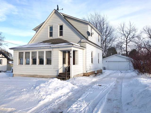 215 Beechwood Avenue S, Braham, MN 55006 (#5434094) :: The Sarenpa Team