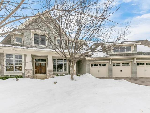 11383 Entrevaux Drive, Eden Prairie, MN 55347 (#5471974) :: The Janetkhan Group