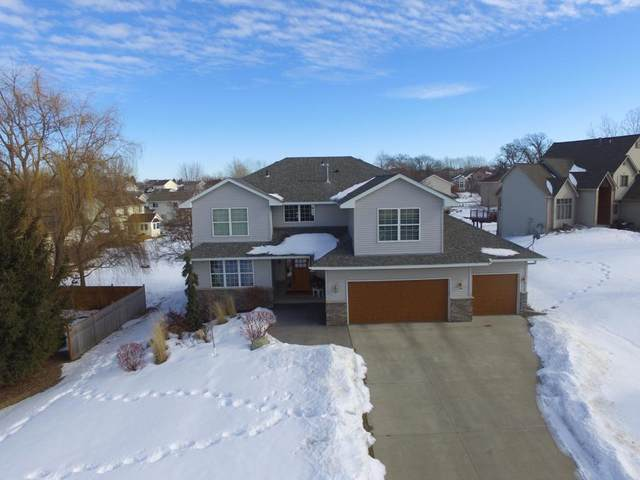 7405 Taylor Court, Savage, MN 55378 (#5472097) :: The Janetkhan Group