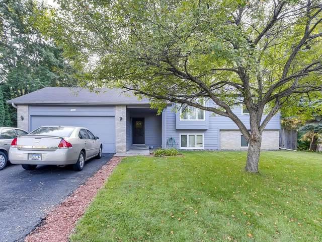 1339 Granite Lane N, Oakdale, MN 55128 (#5473913) :: Holz Group