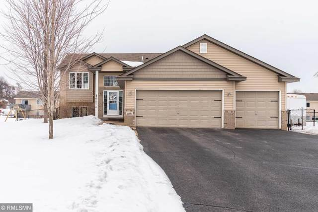 2841 234th Lane NW, Saint Francis, MN 55070 (#5484074) :: The Michael Kaslow Team