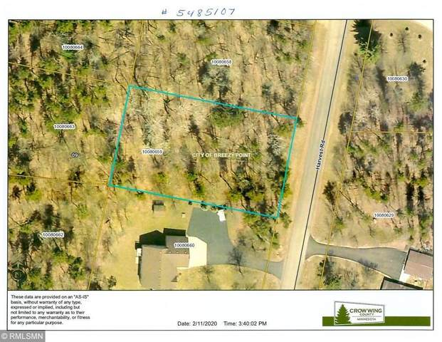 L18 B21 WB16 Harvest Road, Breezy Point, MN 56472 (#5485107) :: The Odd Couple Team