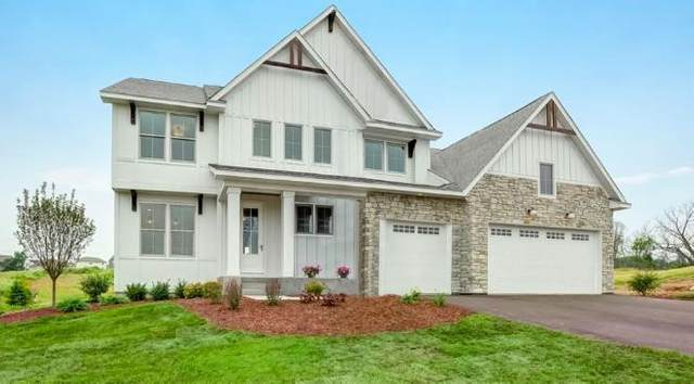 355 Meadow Valley Trail, Troy Twp, WI 54016 (#5485576) :: The Odd Couple Team