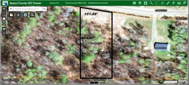 TBD Lot 11 Christie Lane, Cohasset, MN 55721 (#5486001) :: Tony Farah | Coldwell Banker Realty