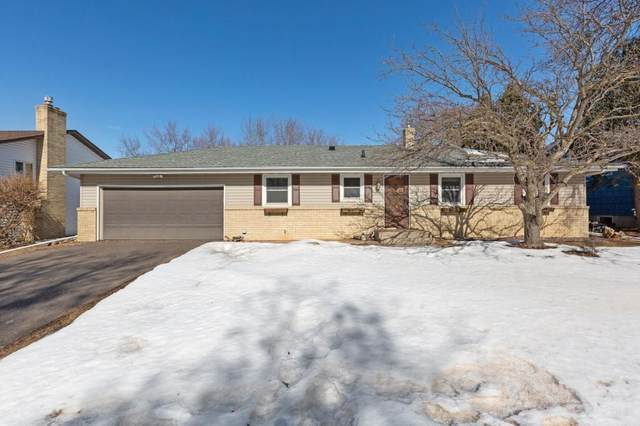 2223 Maple Lane E, Maplewood, MN 55109 (#5487326) :: TAYLORed Realty Team
