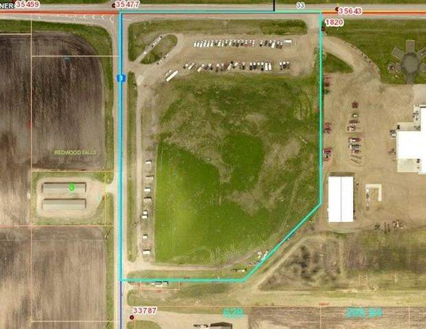 137 Acre Tract, Section 5, Paxton, Redwood Falls, MN 56283 (#5487407) :: Bre Berry & Company