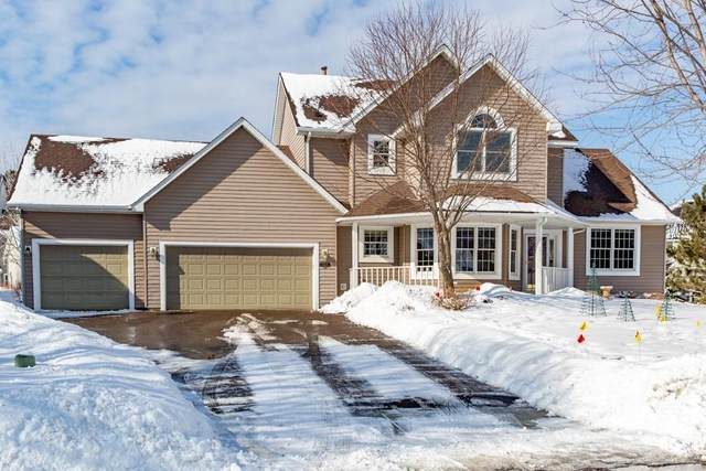 3639 Bailey Ridge Court, Woodbury, MN 55125 (#5487498) :: Holz Group