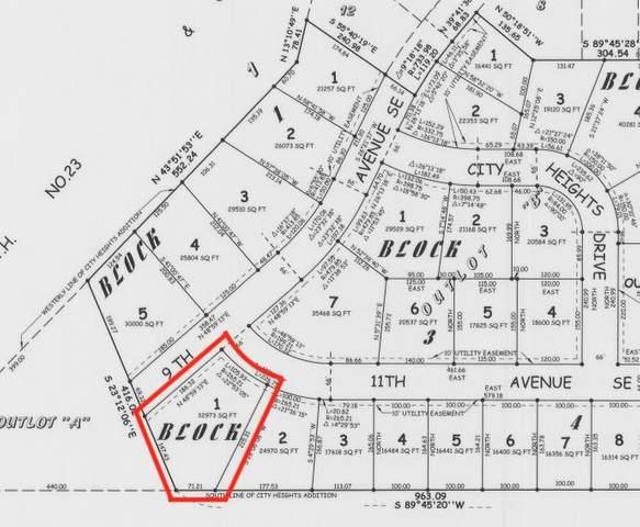 Lot 1 Blk 4 11th Avenue SE, Willmar, MN 56201 (#5489495) :: The Michael Kaslow Team
