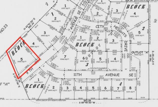 Lot 5 Blk 1 9th Avenue SE, Willmar, MN 56201 (#5489496) :: Bre Berry & Company