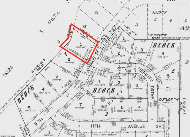 Lot 1 Blk 1 9th Avenue SE, Willmar, MN 56201 (#5489521) :: Holz Group