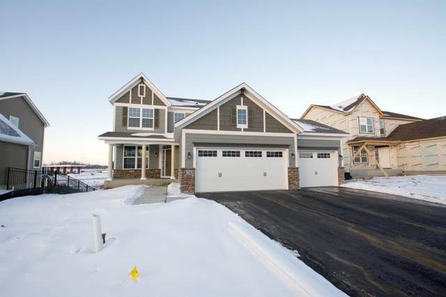 11341 Red Stem Court, Rogers, MN 55311 (#5491905) :: TAYLORed Realty Team