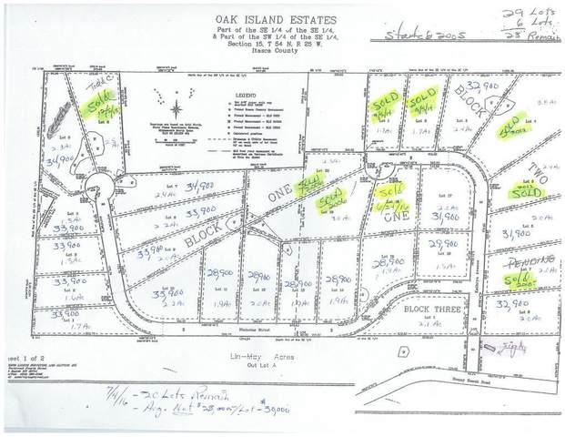 TBD Oak Island Estates, Harris Twp, MN 55744 (#5492418) :: The Michael Kaslow Team