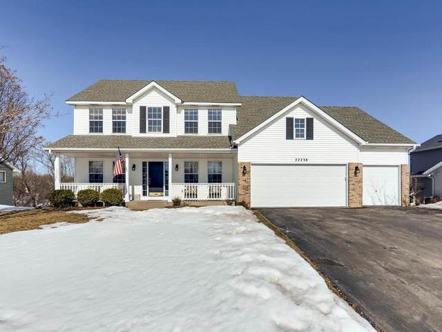 22238 138th Avenue N, Rogers, MN 55374 (#5492587) :: TAYLORed Realty Team