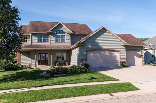 3668 Blakesley Lane NW, Rochester, MN 55901 (MLS #5498690) :: The Hergenrother Realty Group
