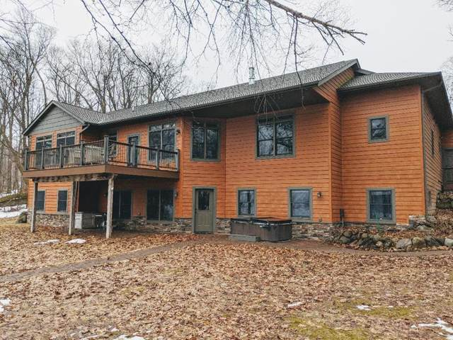 2185 2nd Street, Crystal Lake Twp, WI 54826 (#5510146) :: The Janetkhan Group