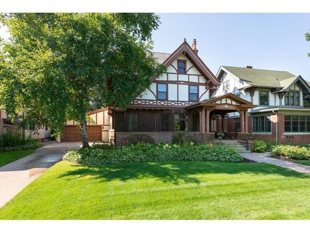 1410 Summit Avenue, Saint Paul, MN 55105 (#5541518) :: The Odd Couple Team