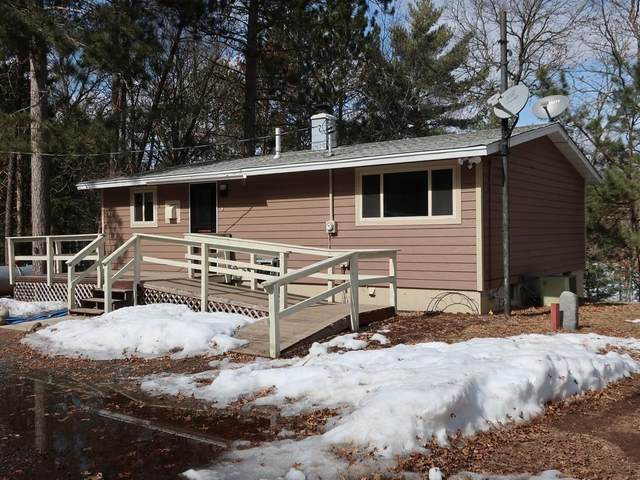 3053 Holiday Acres Drive, Webb Lake, WI 54830 (#5542445) :: The Odd Couple Team