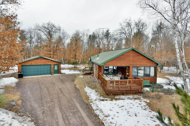 10321 Ridge Road, Union Twp, WI 54830 (#5543687) :: The Odd Couple Team