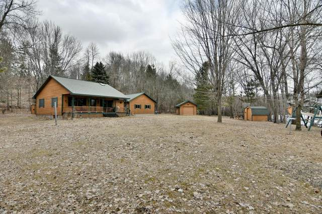20901 Erickson Lane, Trade Lake Twp, WI 54840 (#5543726) :: The Odd Couple Team