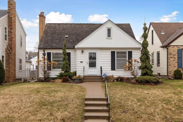 1871 Rome Avenue, Saint Paul, MN 55116 (#5544569) :: The Odd Couple Team