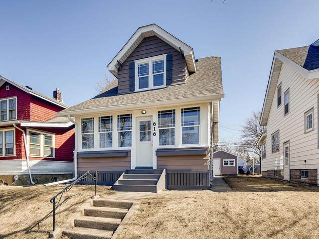 616 Asbury Street, Saint Paul, MN 55104 (MLS #5545024) :: The Hergenrother Realty Group