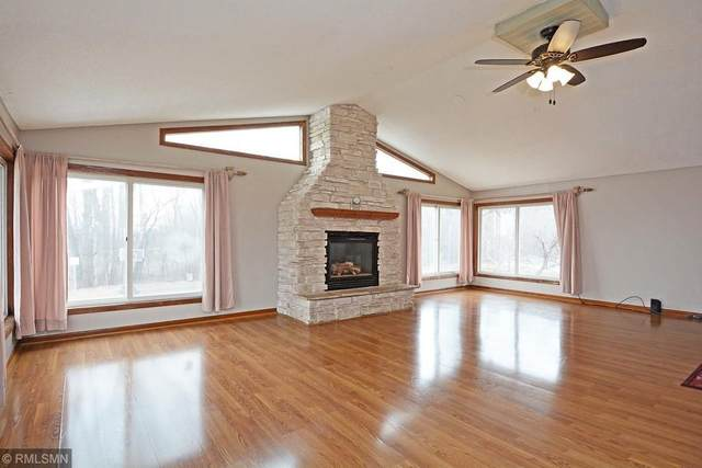 2300 Laport Drive, Mounds View, MN 55112 (MLS #5545109) :: The Hergenrother Realty Group