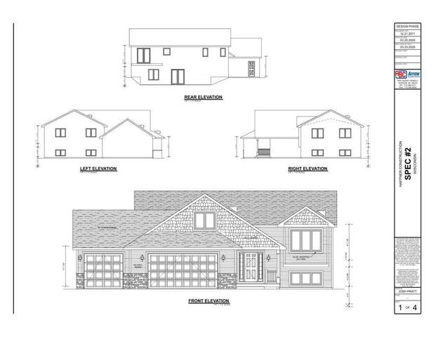 Lot 2 115th Street, New Richmond, WI 54017 (MLS #5545144) :: The Hergenrother Realty Group