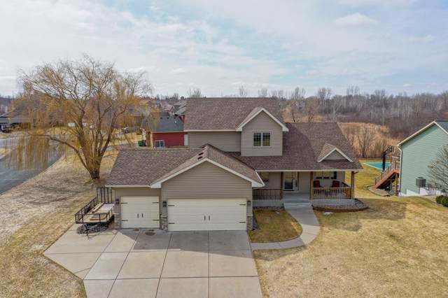 5679 159th Street N, Hugo, MN 55038 (MLS #5545154) :: The Hergenrother Realty Group