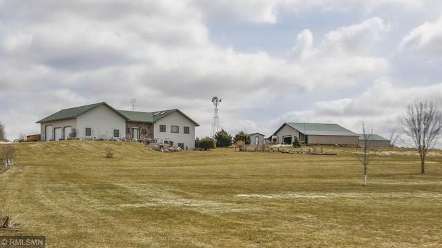 1467 - home County Road D, Glenwood City, WI 54013 (MLS #5545961) :: The Hergenrother Realty Group