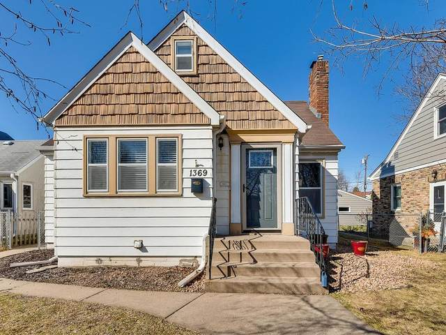 1369 Scheffer Avenue, Saint Paul, MN 55116 (#5546824) :: The Odd Couple Team
