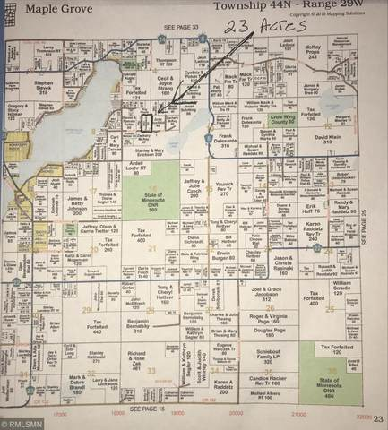 TBD Crust Road SE, Brainerd, MN 56401 (#5547130) :: The Michael Kaslow Team