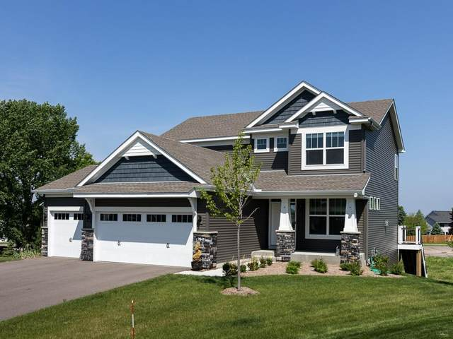 7041 W 133rd Court, Savage, MN 55378 (#5547860) :: The Michael Kaslow Team