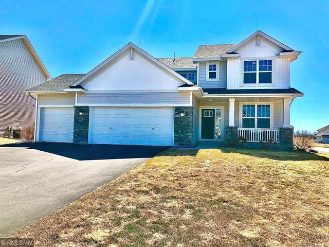 12413 72nd Street NE, Otsego, MN 55330 (#5548996) :: The Sarenpa Team