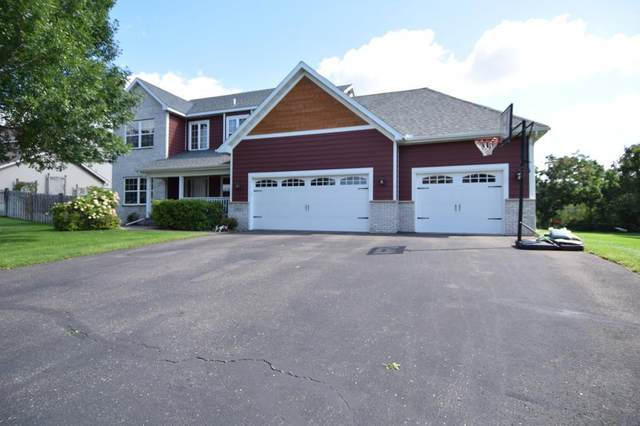 1653 Grace Drive, Big Lake, MN 55309 (MLS #5549126) :: The Hergenrother Realty Group