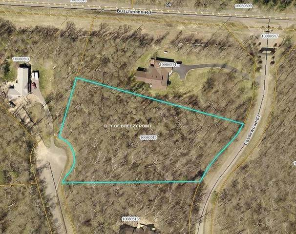 Lot 2 Block Castlewood, Breezy Point, MN 56472 (#5555340) :: Bos Realty Group