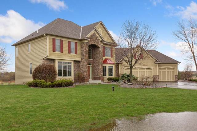 11525 Hillcrest Court N, Grant, MN 55110 (#5555547) :: Holz Group
