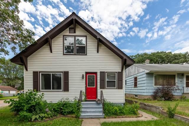 4400 6th Street NE, Columbia Heights, MN 55421 (#5555943) :: The Pietig Properties Group