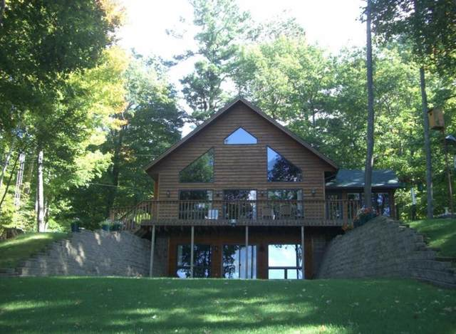 4391N Sissabagama Road, Sand Lake Twp, WI 54876 (MLS #5560031) :: The Hergenrother Realty Group