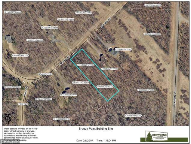 XXX Navaho Trail, Breezy Point, MN 56472 (#5562422) :: The Preferred Home Team