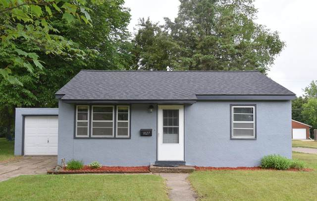 1027 9th Avenue NE, Brainerd, MN 56401 (#5564650) :: The Pietig Properties Group