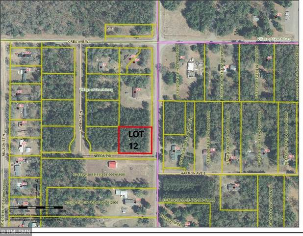 Lot 12 N Pine Street, Grantsburg, WI 54840 (#5567350) :: Straka Real Estate