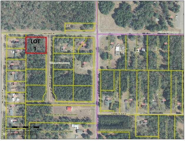 Lot 1 Linden Street N, Grantsburg, WI 54840 (#5567358) :: The Smith Team