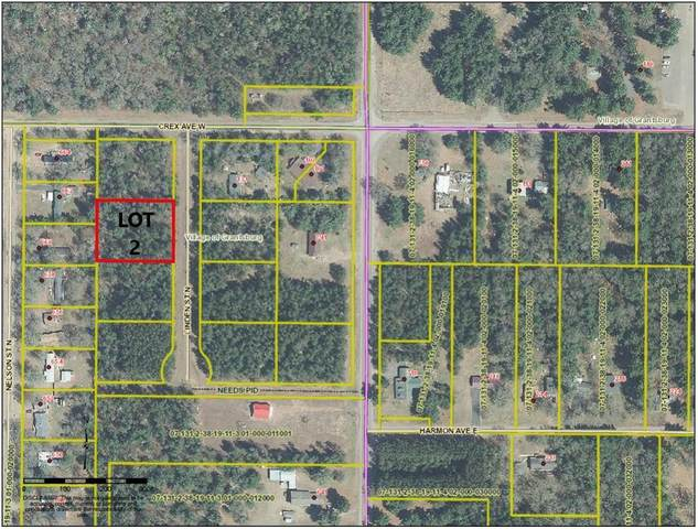 Lot 2 Linden Street N, Grantsburg, WI 54840 (#5567362) :: The Smith Team