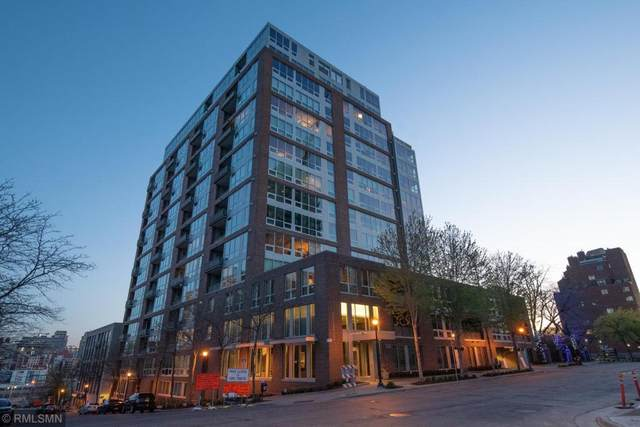 222 2nd Street SE #702, Minneapolis, MN 55414 (#5568235) :: The Janetkhan Group